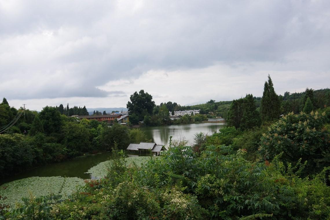 百草庄园® 占地2000亩,眺望百草庄园® 享受与自然的亲密接触