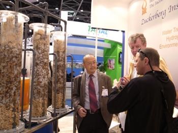 企业董事长兼总经理苏一江赴以色列参加国际环保会议