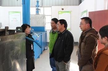 小哨区垃圾处理试验示范工程顺利通过专家验收