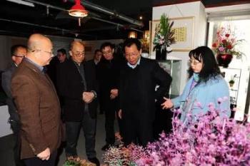 王敏正调研云南利鲁环境建设有限公司