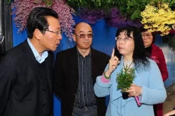在植物花保鲜技术方面,填补了国内技术领域多项技术空白
