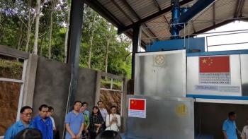 环境保护交流合作技术援助项目现场验收
