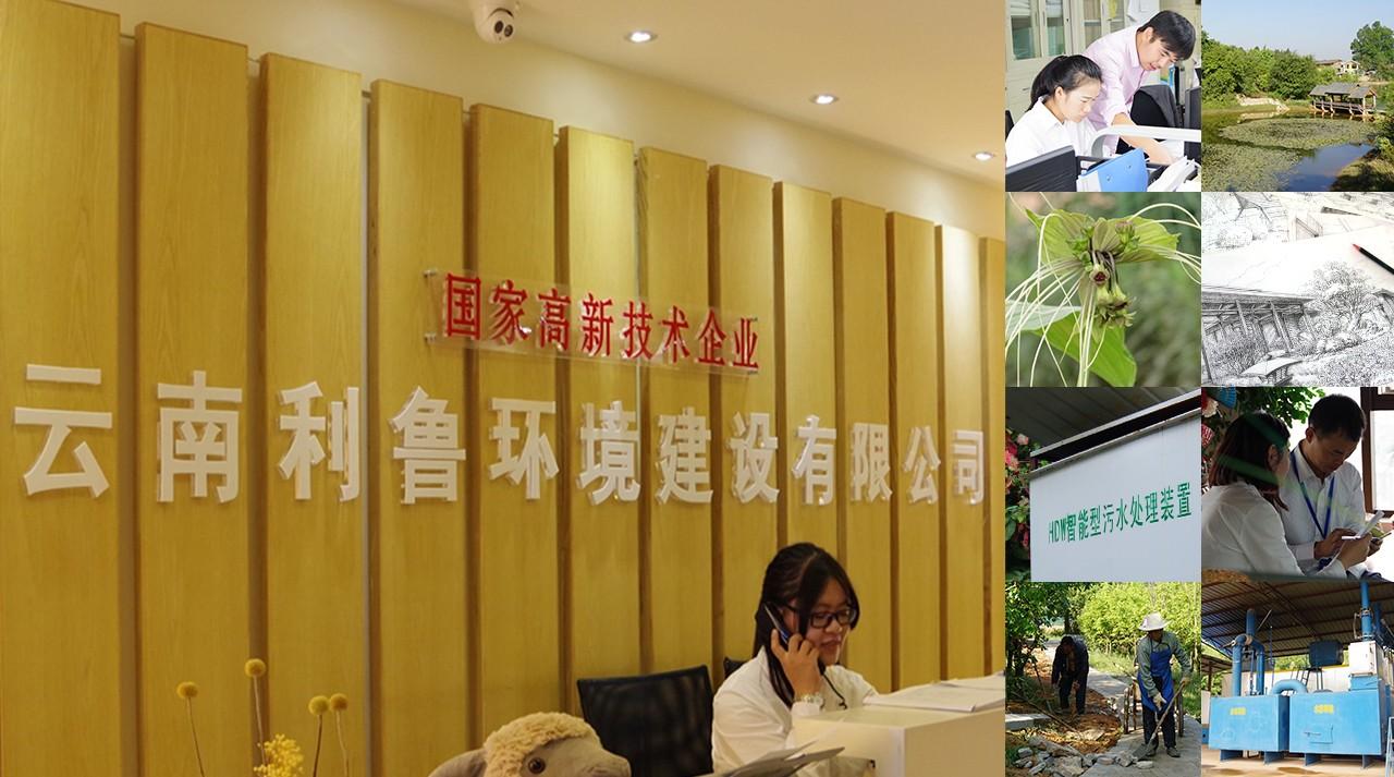 云南利鲁,中国环境保护行业中的领头先锋